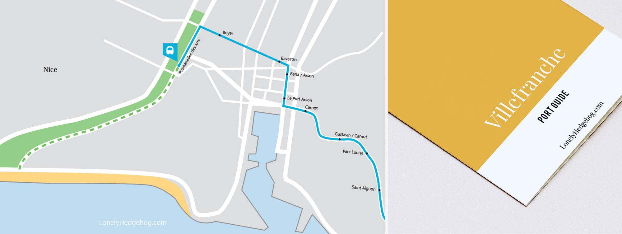 Printable map